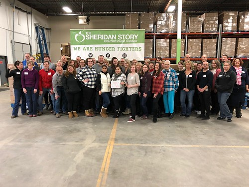 BankCherokee Packing Event 1/15/18