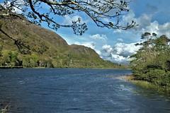 Wind and water (Kasimir) Tags: water wind blue clouds nature connemara ireland irlanda nwn