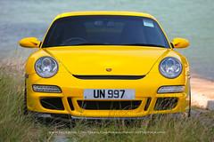 Porsche, 997, Hong Kong (Daryl Chapman Photography) Tags: un997 porsche german 911 997 carrera hongkong china sar canon car cars carsspotting carphotography auto autosautomobile automobiles 5d mkiii 70200l yellow