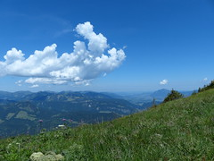 View from the Fellhorn (Marit Buelens) Tags: germany deutschland allgäu alps alpen oberstdorf stillachtal kleinwalsertal austria österreich mountaintop hiking walking cloud