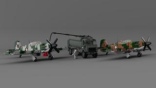 Hooper Hawk Mk.I & Warhawk Mk.Ib