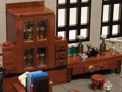 Laboratory of Maria Skłodowska-Curie (crises_crs) Tags: mariaskłodowskacurie chemistry physics noblist lego zbudujmyto independence poland