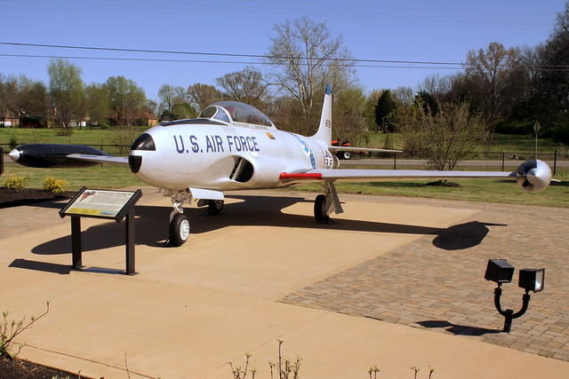 T-33A-5 Shooting Star - Aviation Heritage Park - Bowling Green, KY