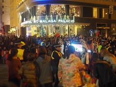 P1052374 (Yury. Syaskov) Tags: malaga andalucia andalusia spain epifania holiday fiesta magos reyes reyesmagos gifts carnaval