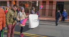2018.01.15 Martin Luther King, Jr. Holiday Parade, Anacostia, Washington, DC USA 2360