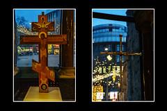 Berlin 041 (andreavarju) Tags: kaiserwilhelmgedachtniskirche sony a6300 church berlin germany 2017 coventry cross
