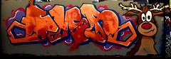 graffiti koog aan de zaan (wojofoto) Tags: graffiti zaandam koogaandezaan nederland netherland holland wojofoto wolfgangjosten legalwall hof