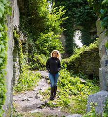 Meet the ancestor of the Blake castle (Kayhadrin) Tags: blakecastle chelseathompson countygalway galwaycounty menlocastle republicofireland castle ireland visall galway