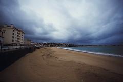 St Jean de Luz (Luw G) Tags: st jean de luz biarritz landscape beach morning paysage plage port boat nature aquitaine