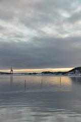 Sky and water (asmarothea) Tags: aker brygge opera sky water oslo buildings culture