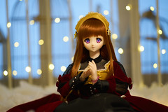 Winter Love 11 (jacksonlife) Tags: マリコ dd dollfiedream doll dollfie sadol volks