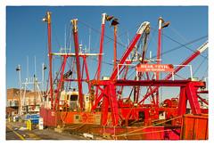 Hear No Evil (Timothy Valentine) Tags: 2018 0118 fishing harbor boat clichésaturday newbedford massachusetts unitedstates us