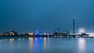 Galveston Historic Pleasure Pier