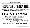1890 fantasma proctor's theatre hanlon (albany group archive) Tags: albany ny history 1890 fantasma proctors theatre hanlon old vintage photos picture photo photograph historic historical