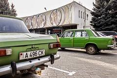 (ilConte) Tags: transnistria bender soviet cccp car donaldduck
