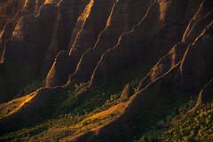 Kauai Coast (Piriya Pete Wongkongkathep) Tags: na pali coast mountain hawai kauai sunset