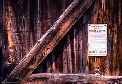 Horse Lotion (gwpics) Tags: wood usa building american northamerica advert newyork film door timber vetinary historic newengland history heritage america reenactment advertising animal bigapple leica marketing ny nyc unitedstates unitedstatesofamerica
