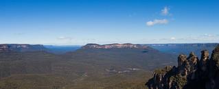 (Australia) Blue Mountains – Three Sisters