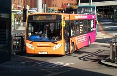 27702, Liverpool, 09/09/17 (aecregent) Tags: liverpool 090917 stagecoach stagecoachliverpool stagecoachnorthwest enviro300 27702 po11bau 53 radiocity cashforkids