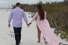 Feldman Maternity 2018 (nicolegauntt) Tags: maternity pink gown wind beautiful beach sand longboat