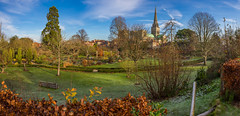 Chichester cathedral (Phil Sheath) Tags: chichester cathedral autumn