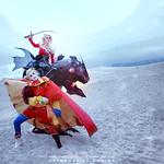 Kefka & Terra | FINAL FANTASY VI cos Jooana & Terra thumbnail