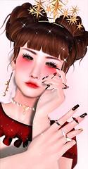 0672 (Luna X Takemitsu) Tags: anybody etoile sanarae event amacci hair {s0ng} michan eliavah more