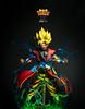 Dragon Ball - DXF Heroes - Xeno SSJ Goku-2 (michaelc1184) Tags: dragonballsuper dragonball dragonballz dragonballgt dragonballsuperheroes xenogoku goku saiyan bandai banpresto anime manga figure toys