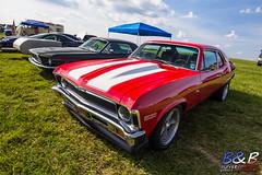 Chevrolet Nova (B&B Kristinsson) Tags: hotrodpowertour2017 hrpt2017 hrpt powertour hotrodpowertour warrencountyregionalairport bowlinggreen kentucky usa
