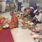 20171019-Chopda Poojan in Swaminarayan gurukul(NGP) (3)