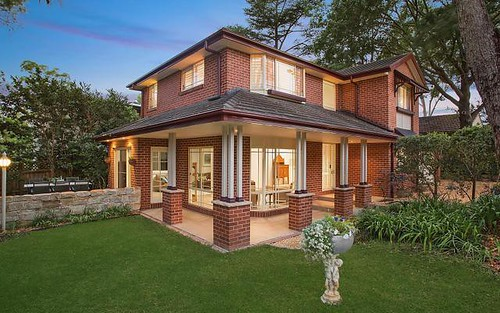 40 Barons Crescent, Hunters Hill NSW