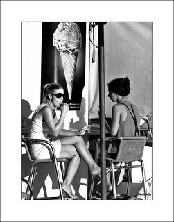 La Gourmande ..The gourmand...