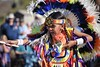 (ONE/MILLION) Tags: vacation travel tours visit exhibits events arizona superstition mountain museum native american colorful costumes dance culture heritage williestark onemillion cowboys indians hoop people crowds apache junction gold field goldfield