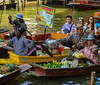 Floating market in Bangkok Thailand (phuong.sg@gmail.com) Tags: agriculture asia asian banana bangkok boat canal colorful colourful culture damnoen exotic famous farming floating food fresh fruit hat local market marketplace oriental people person produce river rural saduak seller selling shopping sightseeing thai thailand tourism trade trader tradition traditional transportation travel tropic tropical vegetable water woman