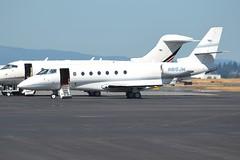 N815JW (LAXSPOTTER97) Tags: gc air llc n815jw israel aircraft industries 1126 galaxy cn 053 airport aviation airplane kpdx