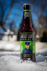 Happy St. Patrick's Day (jtrainphoto) Tags: beer greatlakesbrewing cle irishale thisiscle conways cleveland