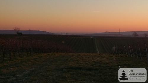 SunriseRun über dem Selztal und Selzen