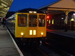 Class 104 (ee20213) Tags: eastlancsrailway brcw class104 50517 50455 dmu scenicrailcarweekend bury elr