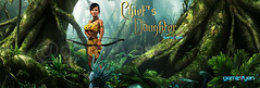 Chief's Daughter - 3D Animation Cartoon Cinematic (GameYanStudio) Tags: character charactermodeling cartoon design development fantasy film female modeling movie rigging animation characteranimationstudio