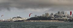 San Francisco Skyline with Kiteboarders (Performance Impressions LLC) Tags: sanfranciscoskyline kiteboarders skyline city cityscape kiteboarding recreation water fog sanfrancisco bayarea california travel vacation vau1295532 16005660082 unitedstates usa skyscrapers
