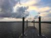 (kamphora) Tags: topsailisland northcarolina vacation beach dock clouds intercoastalwaterway dusk