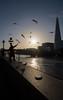 Seagulls, stop it now! (Big Ben in Japan) Tags: oneangellane cityoflondon london shard uk