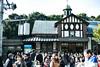 Harajuku Station (Pop_narute) Tags: harajuku station tokyo japan railway people japanese life street building urban cityscape city