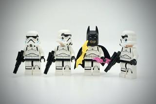 LEGO Stormtrooper Batman