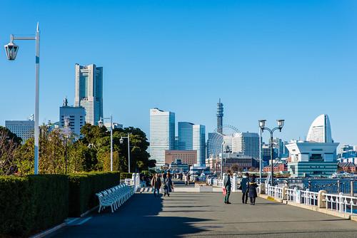Yokohama Harbor / 橫濱港