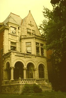 Louisville Kentucky - Architecture - Victorian & Romanesque Mansion