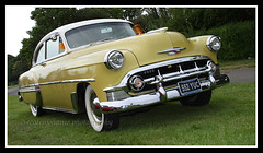 IMG_0042 1953 Chevrolet Belair (Scotchjohnnie) Tags: chevrotetbelair chevrolet chevy americanclassic car automobile automotive classiccar vintagecar veterancar carshow transport vehicle canon canoneos canon40d scotchjohnnie canonef24105mmf4lisusm