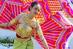 Thai Butterfly (N808PV) Tags: thai dancer festival 6d