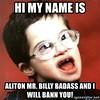 Aliton (Samuel Micheal Draav) Tags: swrp 4d whored alitonfirehawk dumbass gm admin small dick speical billybadass starwars secondlife