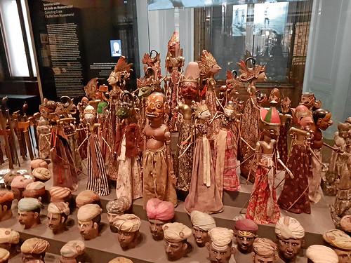 Javanische Figuren